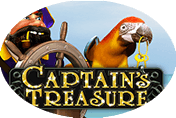 Игровой аппарат Captain's Treasure бесплатно онлайн
