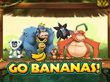 Go Bananas – новый автомат онлайн от NetEnt